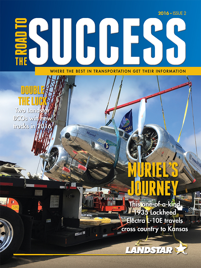 success magazine 2016 cover
